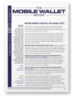 Mobile Wallet Outlook, December 2012