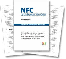 NFC Business Models white paper
