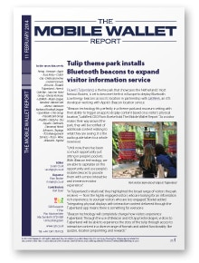 The Mobile Wallet Report, 11 February 2014