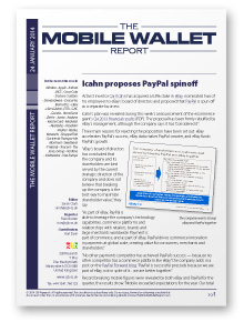 The Mobile Wallet Report, 24 January 2014