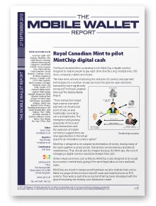 The Mobile Wallet Report, 27 September 2013