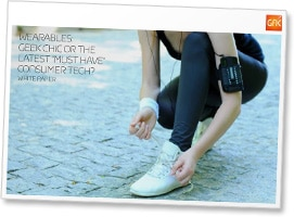 GfK's wearables white paper