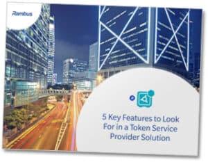 Rambus rambus-five-key-features-token-service-provider-cover