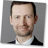 Nets' Hans Henrik Hoffmeyer