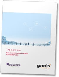 Gemalto: Digital transformations in banking white paper