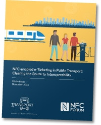 NFC Forum e-ticketing white paper