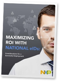 'Maximizing ROI with national eIDs' covershot