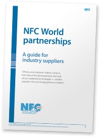 NFC World partnerships — A guide for industry suppliers