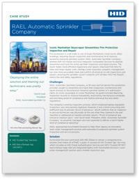 Covershot: 'Case study: Rael Automatic Sprinkler Company'