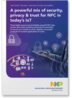 NXP's NTAG 424 DNA tag: Security, privacy and trust for NFC in today's IoT