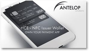Antelop Solutions' HCE-NFC Issuer Wallet