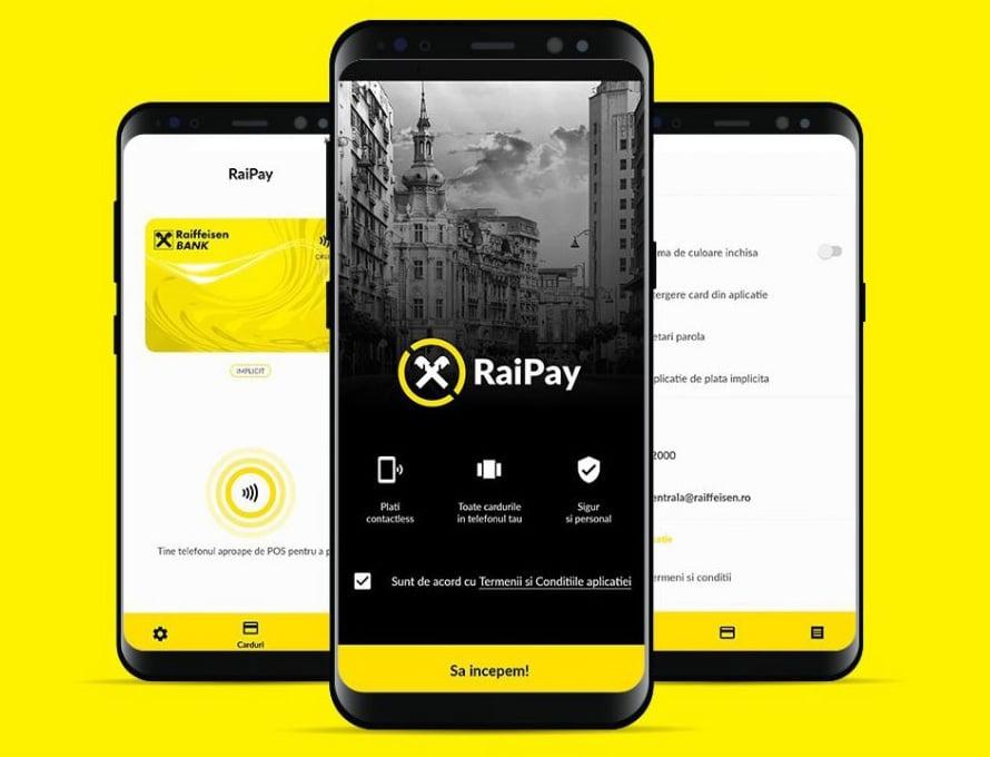 Antelop powers Raiffeisen Bank's RaiPay