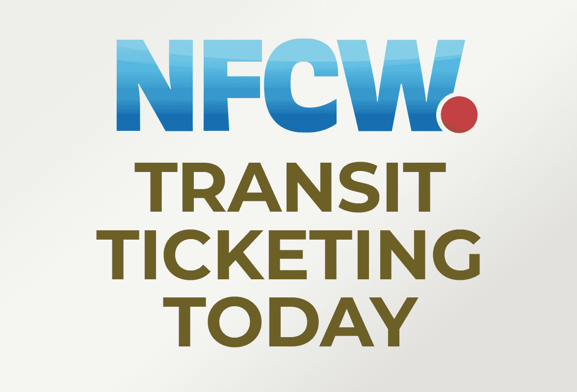 Transit Ticketing Today