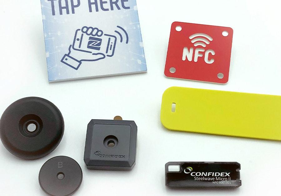 ShopNFC NFC asset tags